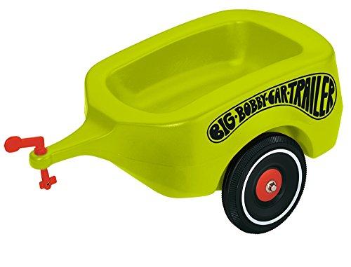 BIG - 800056275 - Remorque pour Bobby Car - Vert