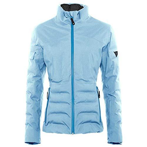 Dainese Skijacke Ski Padding Jacket Women Wintersport Winterjacke, Dusk Blue, L