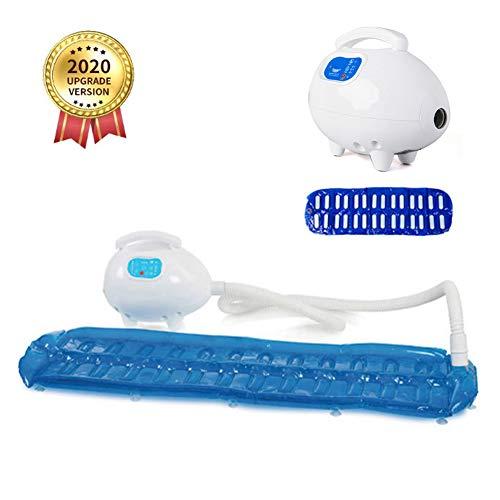 POEO Whirlpoolmatte für die Badewanne - Whirpoolmatte mit 3 Intensitätsstufen - für die Lockerung von verspannter