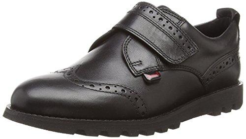 Kickers Kymbo Strap, Zapatos de Cordones Brogue Niños