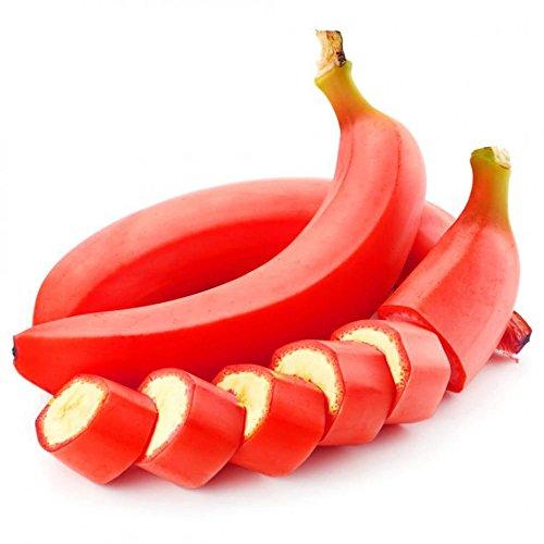 50 Semi Particelle in vaso Banana Melone bellissimo giardino Bonsai Piante d'oro allungata zucca confezione originale Seed rosso verdure