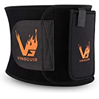 Vinsguir Waist Trimmer Slimming Body Shaper Belt