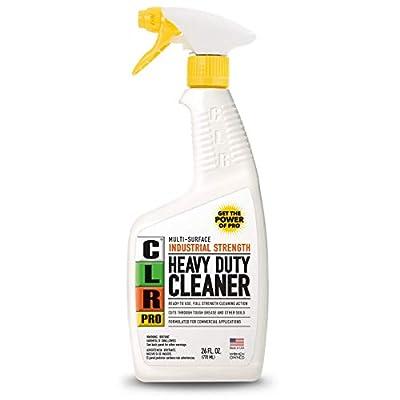 CLR - HDC-26PRO PRO Heavy Duty Cleaner, Industrial Strength, Multi-Purpose Degreaser, 26 Ounce Spray Bottle