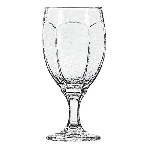 Libbey 3264 Libbey Glassware Chivalry 8 oz. Wine Glass