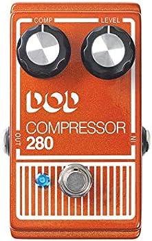DigiTech DOD280 Compressor Guitar Effects Pedal