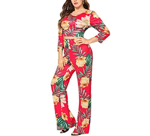 Crystallly dames mode O-hals 3/4 mouwen tops en klokkenbroek losse casual pakken lente bloemenprint trendy exquise vrouwen joggingpak