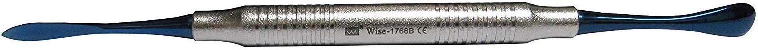 Wise Dental New Austin Mall sales Periosteal Elevator Molt Titanium Tip Coated Blue 9