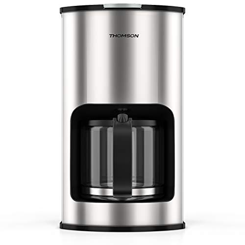 THOMSON THCO07587 cafetiere, Argent, Unique