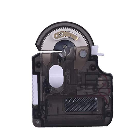 1pc Elektrische Angelhaken Tier Tool Automatische Tyer Maschine Angelzubehör Bindegerät Köder Angelhaken Linie Tyer Tragbare Angelausrüstung (batteriebetrieben)