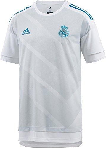 adidas H Preshi Equipación Línea Real Madrid, Hombre, Blanco (Blanco/Azuhal), S