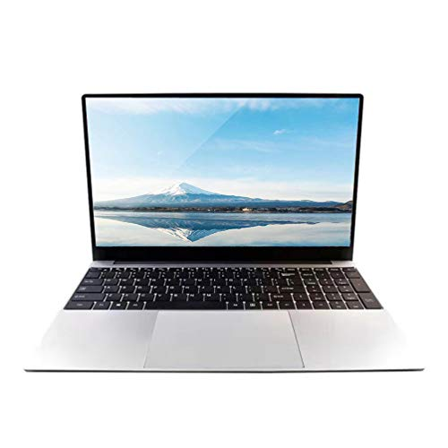 Intel Core M-5Y51 CPU, 15.6 inch Laptop Notebook Computer PC, Windows 10 Pro OS, 8GB RAM 128GB SSD, Full HD IPS 1920 x 1080, Bluetooth, 2MP Webcam, MicroSD Slot, D12