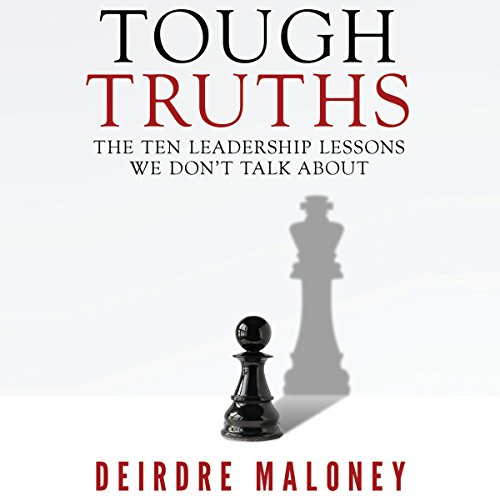 Tough Truths audiobook cover art