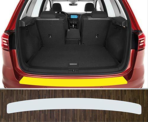 is-tuning passgenau für VW Golf Sportsvan ab 2014 Lackschutzfolie Ladekantenschutz transparent