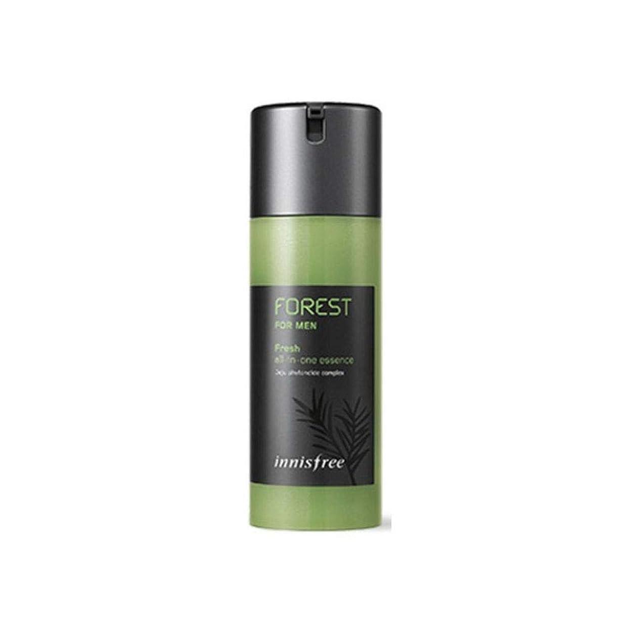 イニスフリーフォレストフォーマンフレッシュスキンケアセットスキンローションクレンジングフォームメンズコスメ韓国コスメ、innisfree Forest for Men Fresh Skincare Set Skin Lotion Cleansing Foam Korean Cosmetics [並行輸入品]