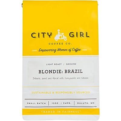 City Girl Ground & Whole Bean Coffee