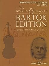 Romanian Folk Dances: Cello and Piano (The Boosey & Hawkes Bartok Edition)