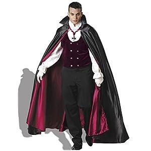 Earchco@(アーチコア) ハロウィン コスプレ衣装 ヴァンパイア ドラキュラ 吸血鬼 大人用 メンズ 仮装 変装 クリスマス コスチューム