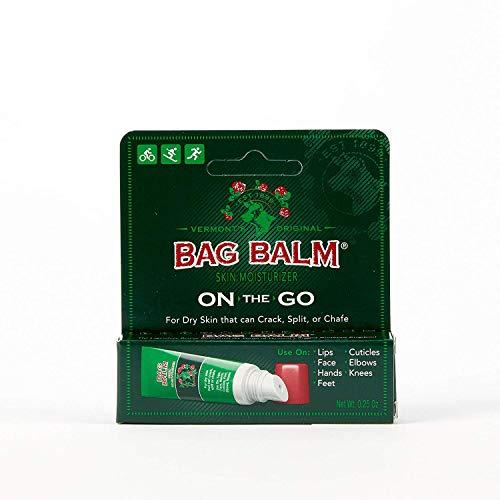 Bag Balm OntheGo Tube 025 oz Per Tube 6 Tubes