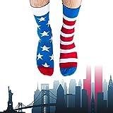 Zoom IMG-2 todo colours calzini fantasia americano