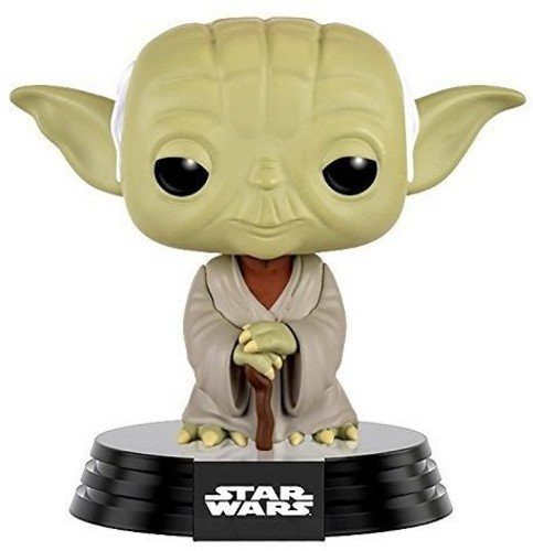 Funko- Bobble: Star Wars: Dagobah Yoda (10105)