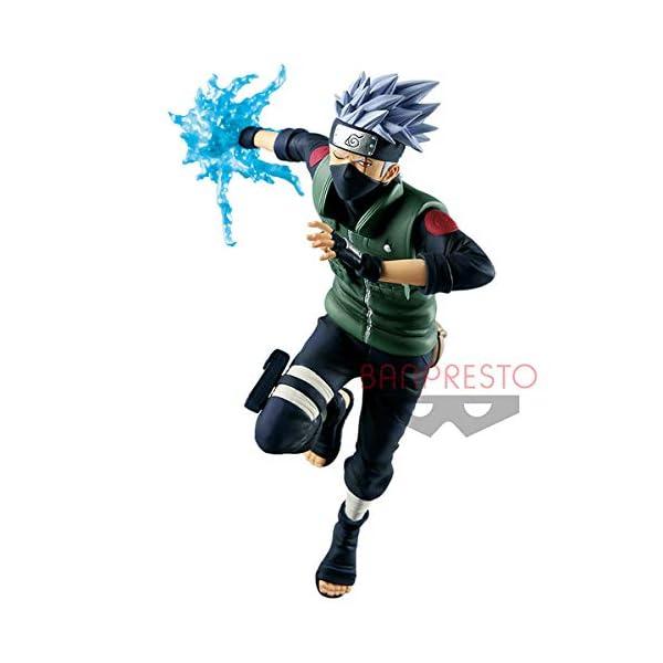 Banpresto. Naruto Shippuuden Figure Hatake Kakashi Vibration Stars 1