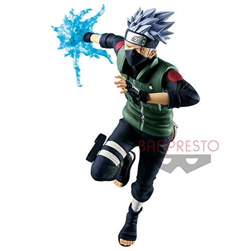 Banpresto. Naruto Shippuuden Figure Hatake Kakashi...