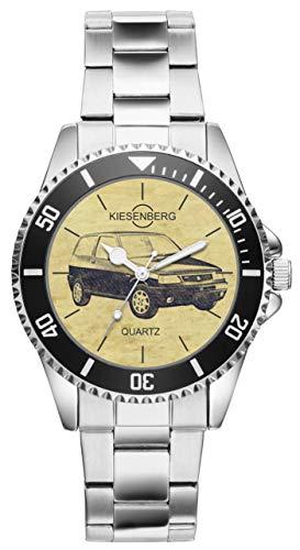 Geschenk für Lancia Y10 Oldtimer Fahrer Fans Kiesenberg Uhr 6396