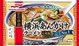 [冷凍]マルハニチロ 横浜あんかけラーメン 482g×12袋