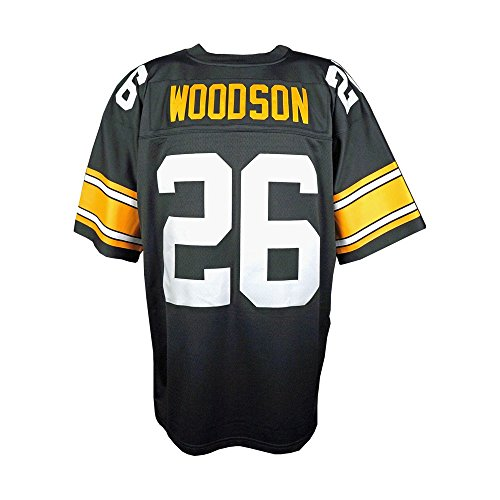Pittsburgh Steelers Mitchell & Ness 1993 Rod Woodson #26 Replica Throwback Jersey (M)