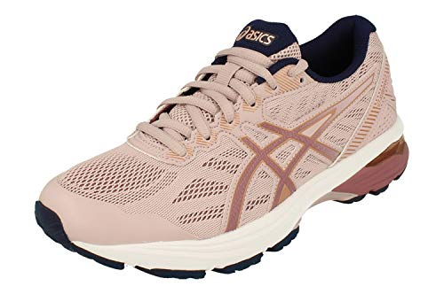 Asics GT-Xuberance Mujeres Running Trainers 1012A515 Sneakers Zapatos (UK 4 US 6 EU 37, Watershed Rose Purple Oxide 703)