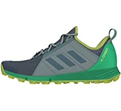 Adidas Terrex Agravic Speed W, Zapatillas de Trail Running para Mujer, Blanco (Nondye/Ftwbla/Blatiz 000), 36 EU: Amazon.es: Zapatos y complementos