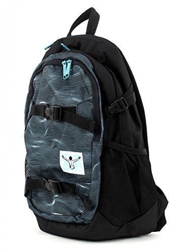 Chiemsee Laptop Rucksack 49cm School Backpack Grandiloquent Meteor 1021 Bowatex