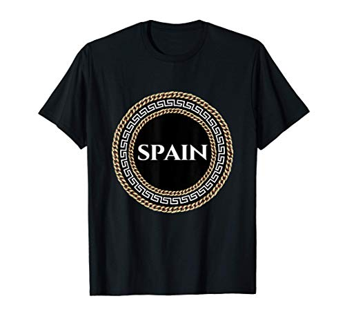 I Love Spain Graphic Tees - Novelty T-Shirts & Cool Designs Camiseta