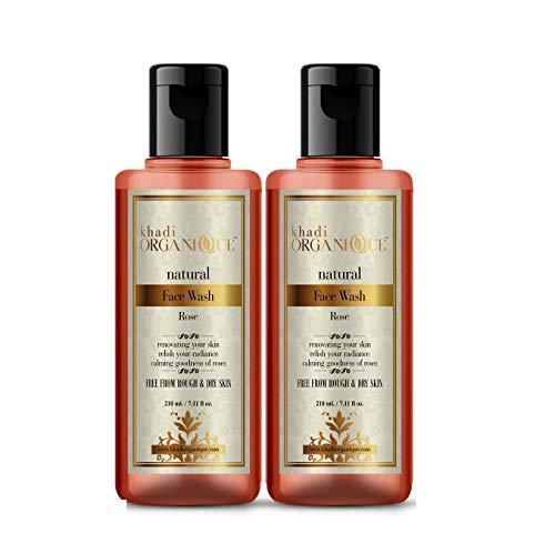 khadi Ayurvedisches Pulvershampoo Sensitive Herbal Wash 50g, ganz mild reinigendes, beruhigendes und intensiv pflegendes Pulver-Shampoo