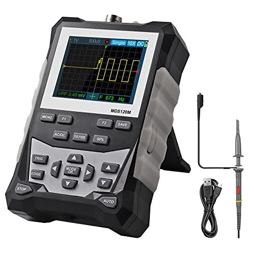 Osciloscopio Digital Multimetro Osciloscopio Portatil...