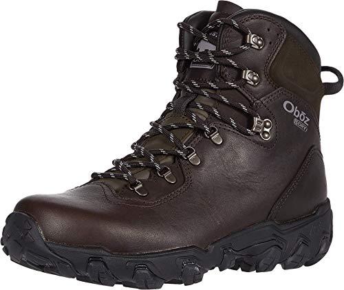 Oboz Yellowstone Premium Mid B-DRY Hiking Boot - Women's Espresso 8.5