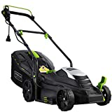 Cushioned Grip: American Lawn Mower Company 50514 14-Inch 11-Amp Corded Electric Lawn Mower Review