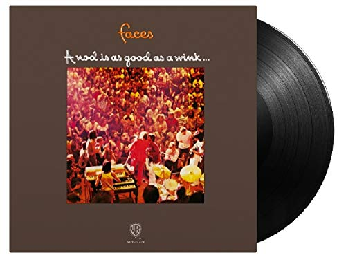 A Nod Is As Good As a Wink...to a Blind Horse [Vinyl LP]