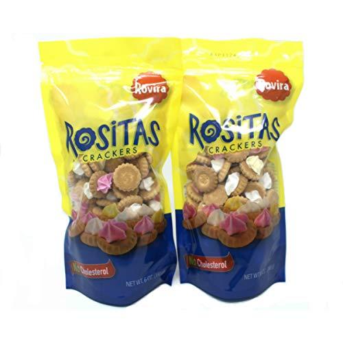 Rovira Rositas Crackers - 6oz - 2pack