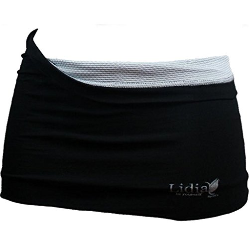 Lidia-Sports Nierenwärmer - Hüftwärmer ExtraDry schwarz size L