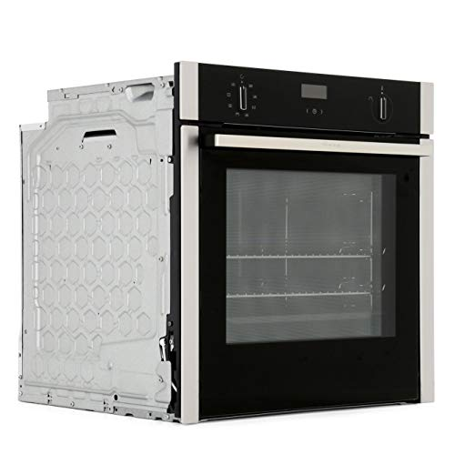 41HaKY0i1VL. SS500  - Neff B4ACF1AN0B N50 Slide & Hide 6 Function Single Oven with Catalytic Cleaning - Stainless Steel