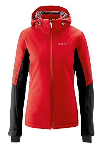 Maier Sports Damen Giralba Skijacke, fire, 42