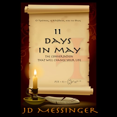 11 Days in May audiobook cover art