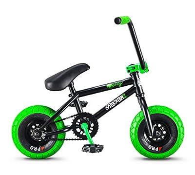 Rocker Irok+ Envy Mini BMX Bike (Schwarz)