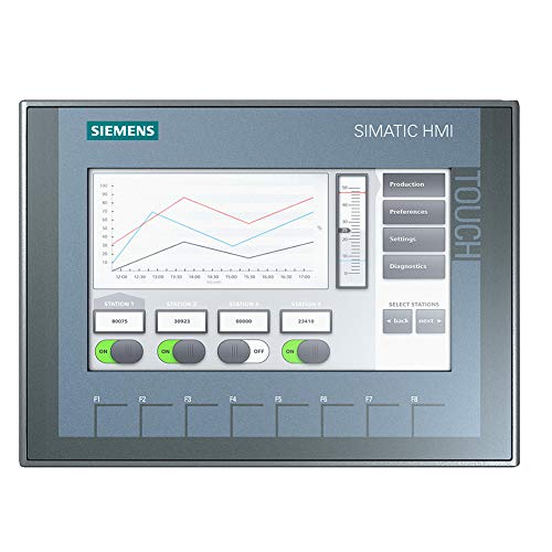 Siemens 6AV2123-2GB03-0AX0 Simatic HMI Touch Panel