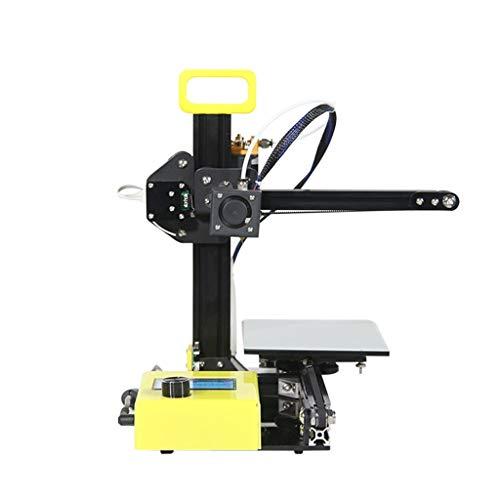 DM-DYJ Imprimante DIY3D Industrielle, Haute Précision Créatif Modèle Accumulation Métal, Taille d'impression 140x160x120mm