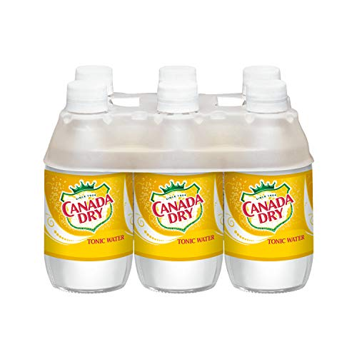 Canada Dry Tonic Water, 10 Fl Oz (pack of 6)