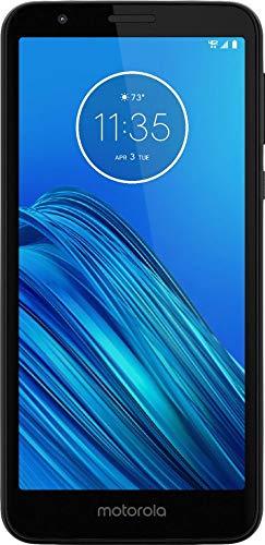 Verizon Prepaid 4G Smartphone - MOTXT20051PP Motorola Moto E6 - Starry Black - Carrier Locked to Verizon Prepaid