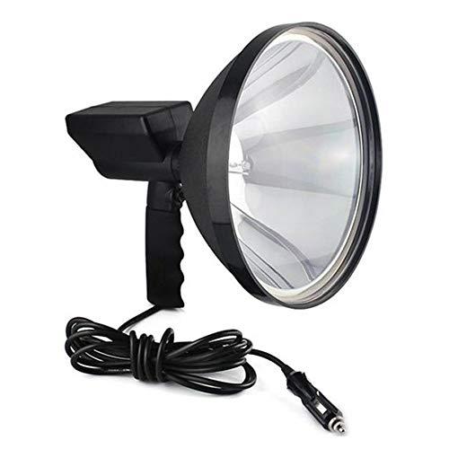 Lampe de poche au xénon HID portable 9 pouces 1000W 245mm camping en plein air chasse pêche projecteur spotlight luminosité