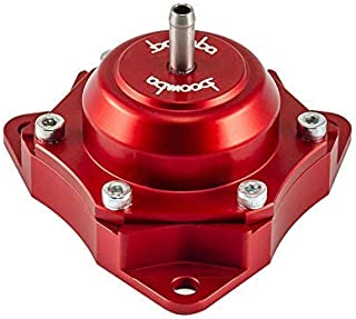 Boomba Racing Full Recirculating Bypass Valve Red for 2017+ Honda Civic Type R/Accord 2.0T